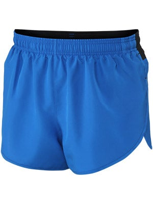 Under Armour Men's Heatgear Flyweight Split Short Blue