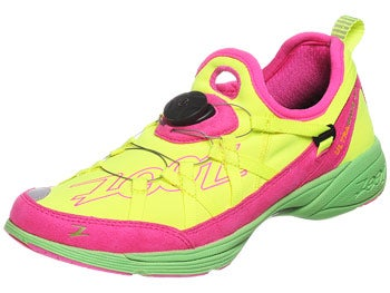 Zoot Ultra Race 4.0 Women's Shoes Yellow/Pink/Green