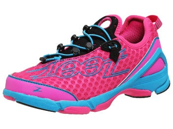 Zoot Ultra TT 6.0 Women's Shoes Pink/Blue/Black