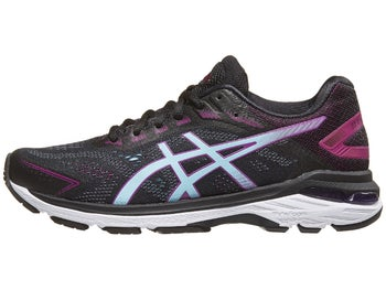 3e00add10e ASICS GT 2000 7 Women's Shoes Black/Skylight