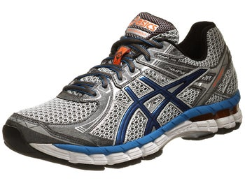 ASICS GT 2000 2 Mens Shoes Titanium/Blue/Lightning