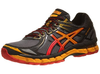 ASICS GT 2000 2 Trail Mens Shoes Storm/Red/Harvest