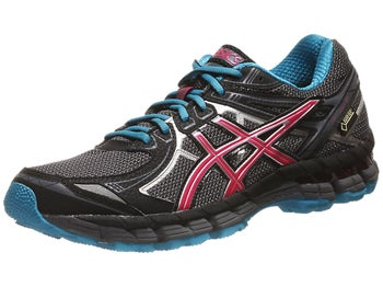 ASICS GT 2000 2 GTX Womens Shoes Titan/Pur/Blk