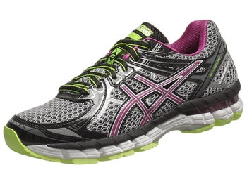 ASICS GT 2000 2 Womens Shoes Black/Orchid/Yellow
