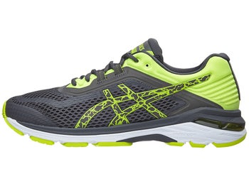 ASICS GT 2000 6 Lite-Show Men s Shoes Dark Grey Yell 7cb5659d49
