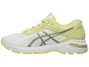 187079ca1352 ASICS GT 2000 6 Lite-Show Women s Shoes White Silver