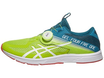 b920917668f4 ASICS Gel 451 Men s Shoes Neon Lime White