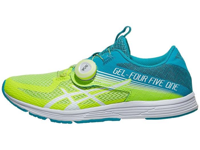 wholesale dealer 74255 de633 ASICS Gel 451 Women's Shoes Flash Yellow/Lagoon