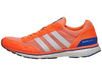 3a3120e30 adidas adizero adios 3 Women s Shoes Charcoal Orange
