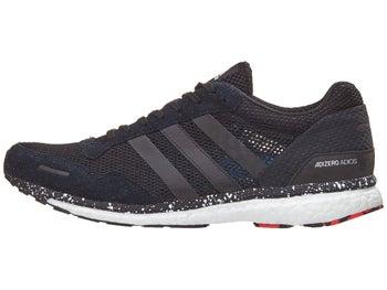 2ba79a2b9d5d adidas adizero adios 3 Men s Shoes Hi-Res Red Black