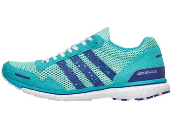 5bbb21c1d079 adidas adizero adios 3 Women s Shoes Clear Mint Ink