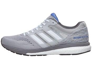 382a783ecd0e adidas adizero Boston 7 Women s Shoes Grey White Grey