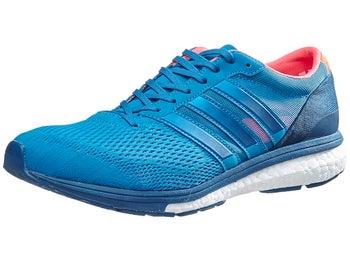 Adidas Shoes Blue Running