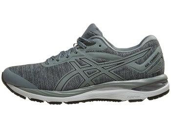 ae00e4940ce ASICS Gel Cumulus 20 MX Men s Shoes Stone Grey Black