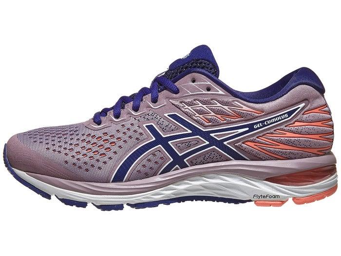 new release the sale of shoes factory outlets ASICS Gel Cumulus 21 Women's Shoes Violet Blush/Blue