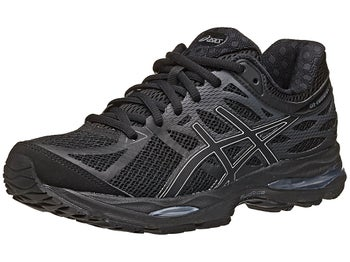 asics gel cumulus 17 black