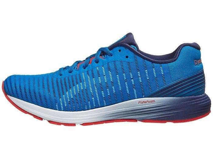 reputable site 34277 f4f14 ASICS DynaFlyte 3 Men's Shoes Race Blue/White