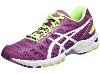 ASICS Gel DS Trainer 18 Womens Shoes Purple/Yellow