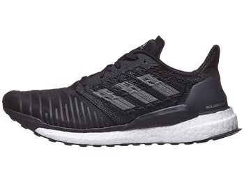 323d70e3ee9a1 adidas Solar Boost Men s Shoes Core Black Grey White