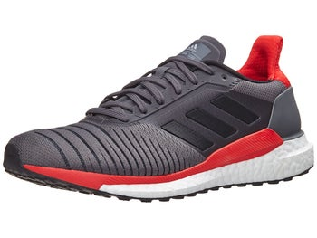 e205a5f140f adidas Solar Glide Men s Shoes Grey Black Red