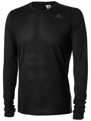 f8cc05b7a8389 Click for larger view. adidas Men's Supernova Long Sleeve Tee ...