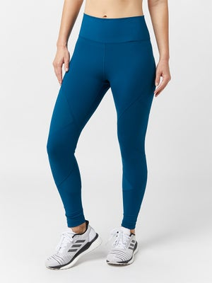 6085bdd731ce adidas Women s Believe This 3 Stripe HR 7 8 Tight Mar