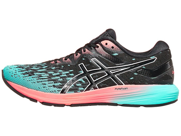 on sale 8d645 6e035 ASICS DynaFlyte 4 Women's Shoes Black/Ice Mint