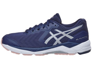 ded4578825 ASICS Gel Foundation 13 Women's Shoes Blue/Silver/Pi