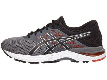 4eb42057d572 ASICS Gel Flux 5 Men s Shoes Carbon Black Tomato