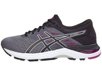 6479859fab6 ASICS Gel Flux 5 Women s Shoes Carbon Black Red