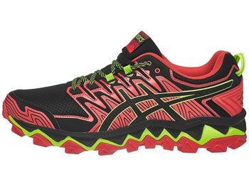 80dfe030 ASICS Gel FujiTrabuco 7 Men's Shoes Redsnapper/Black
