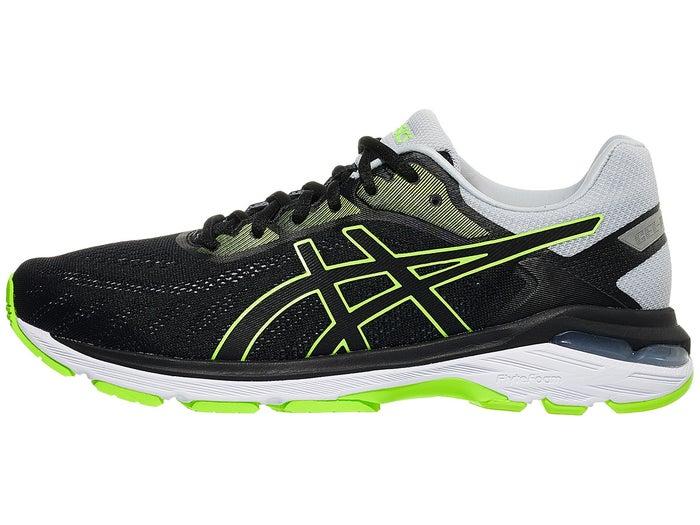 on sale 3ed8f 76d0c ASICS Gel Pursue 5 Men's Shoes Black/Hazard Green