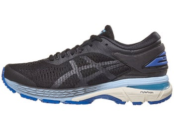 e14203a762b3d ASICS Gel Kayano 25 Women s Shoes Black ASICS Blue