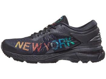 ASICS Gel Kayano 25 NYC Women s Shoes Black Black 24d679f337