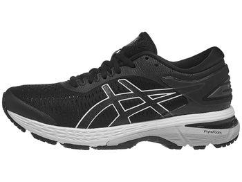 5c7482d87ac ASICS Gel Kayano 25 Women s Shoes Black Glacier Grey