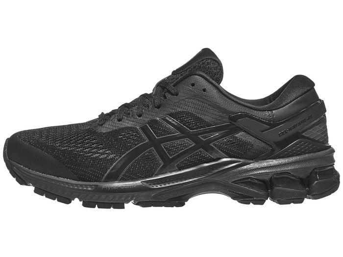 new concept 09241 edaac ASICS Gel Kayano 26 Men's Shoes Black/Black