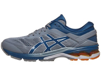 b61f5b171507 ASICS Gel Kayano 26 Men's Shoes Sheet Rock/Mako Blue