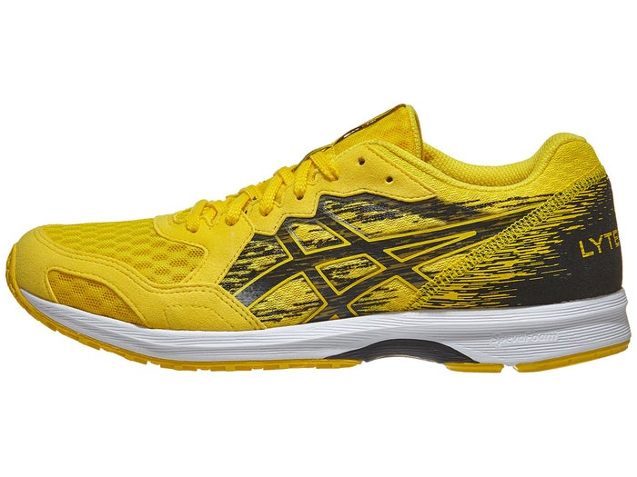 best service efc0e a442a ASICS Lyteracer Men's Shoes Tai-Chi Yellow/Black