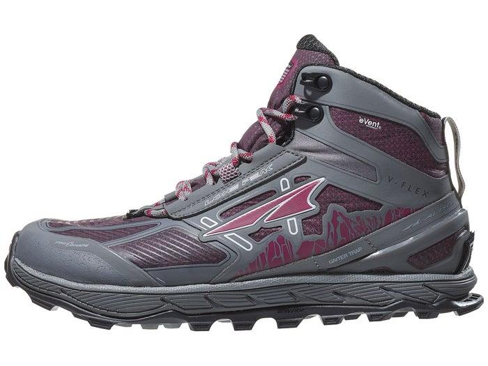 sale retailer f9ca9 df2d5 Altra Lone Peak 4.0 Mid RSM Women's Shoes Grey/Purple