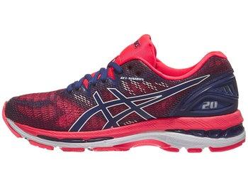 eb7d76c6b ASICS Gel Nimbus 20 Women s Shoes Blue Print Blue Print