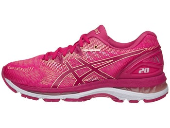 ASICS Gel Nimbus 20 Women s Shoes Bright Rose Apricot ecf92464cf30