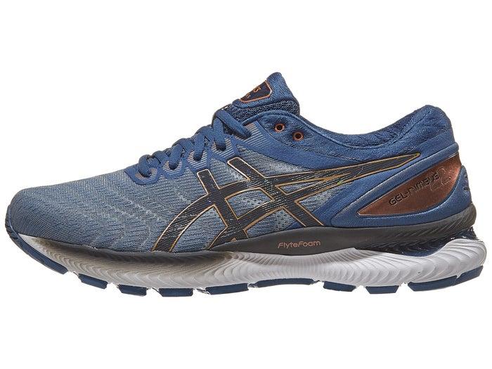 outlet putiikki uusin hyvä myynti ASICS Gel Nimbus 22 Men's Shoes Sheet Rock/Graphite