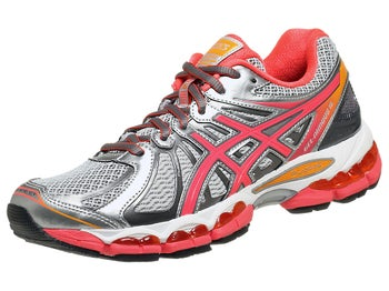 ASICS Gel Nimbus 15 Womens Shoes Lt/Pnch/Marigold