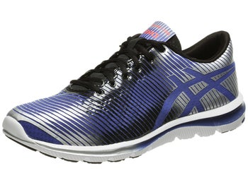 ASICS Gel Super J33 Mens Shoes Blue/Black/Lightning