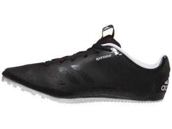 c780e2197efa adidas SprintStar Women s Spikes Core Black Black Whi