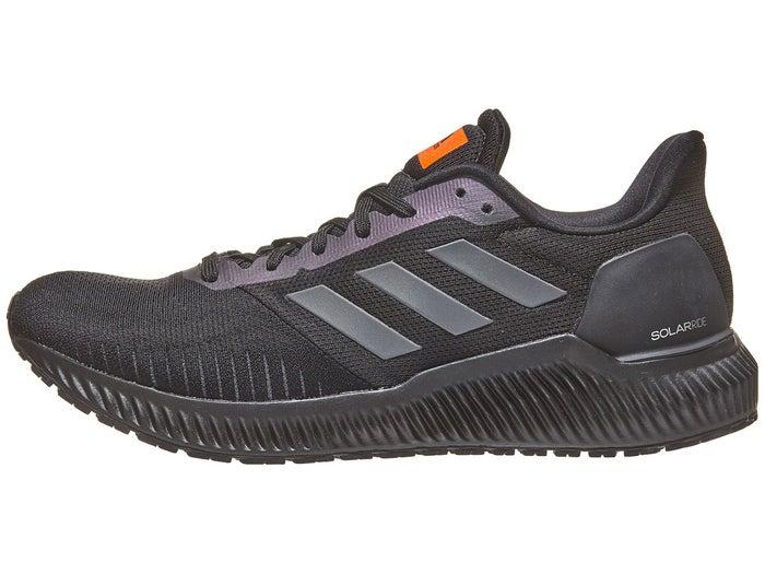 info for 9f47d 08251 adidas Solar Ride Men's Shoes Black/Grey/Orange