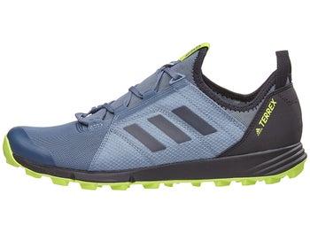 adidas Terrex Agravic Speed Men s Shoes Steel Black 2ae38e6dc