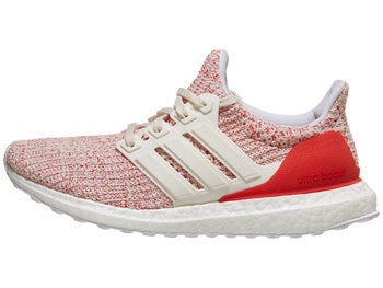 aacc1b843a9e2 adidas Ultra Boost 18 Women s Shoes Chalk White Red
