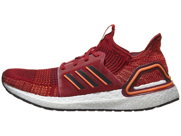 huge selection of 7087c 1b7d8 adidas Ultra Boost 19 Men's Shoes Active Maroon/Black