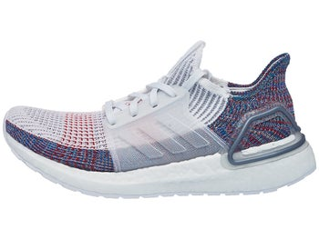 db974d4db adidas Ultra Boost 19 Women s Shoes White White Blue